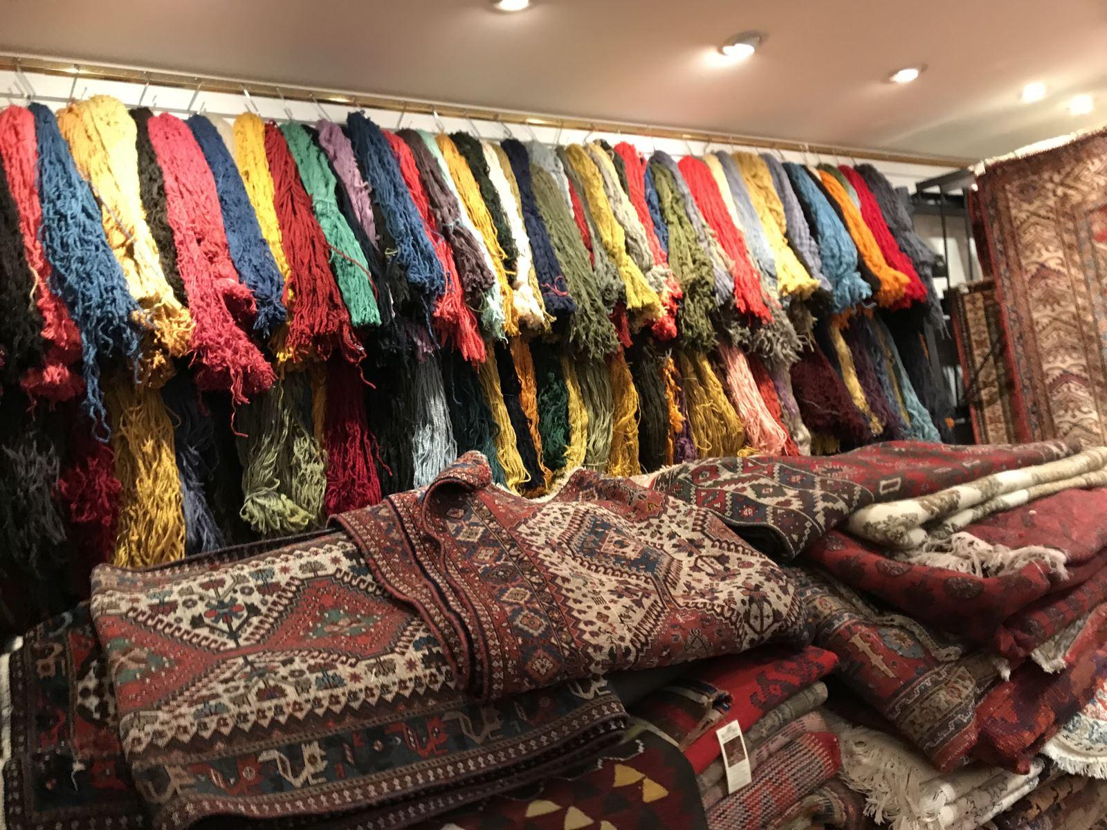 Persian Rug Repairs