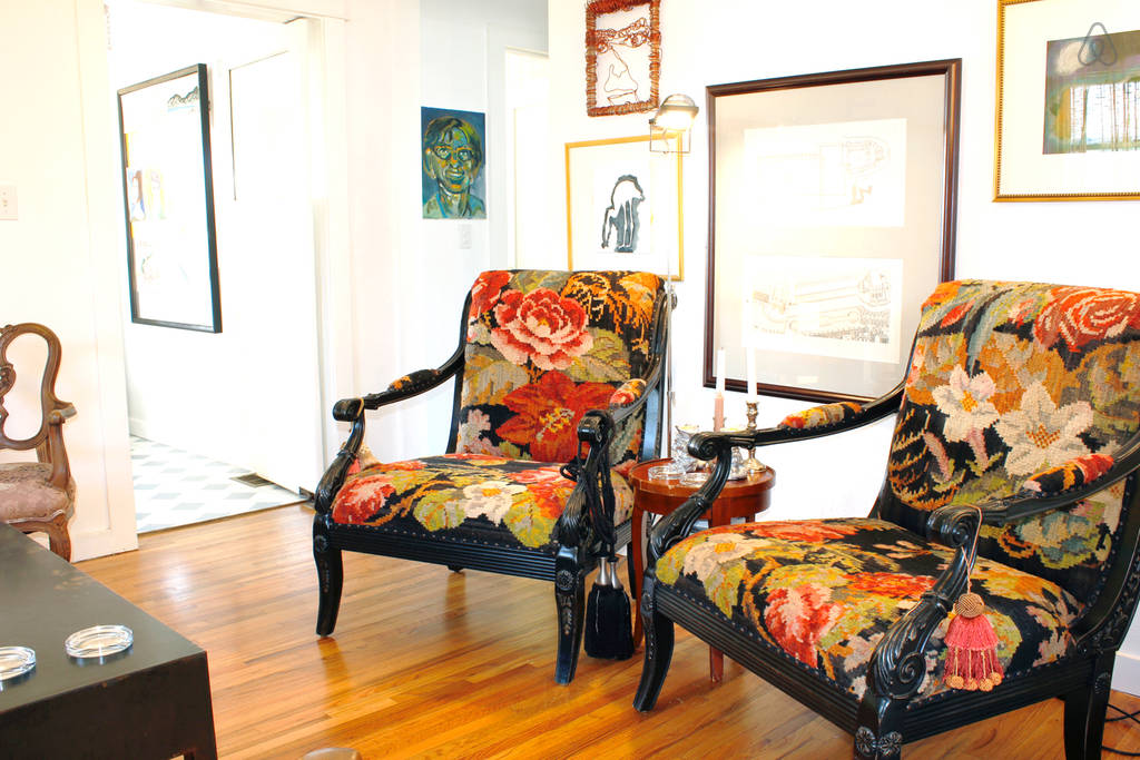 Kilim Chairs
