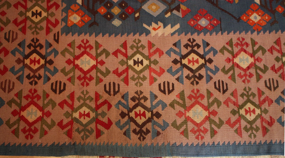 rug repair after