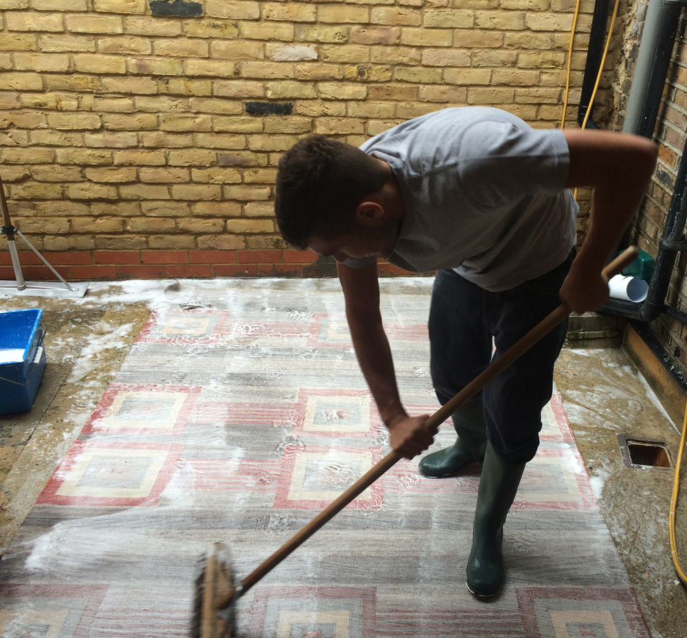 Turkish Rugs Cleaning